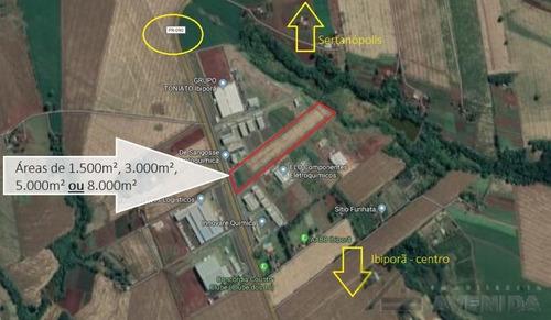 Imagem 1 de 4 de Terreno - Ibipora - Ref: 4034 - V-1240