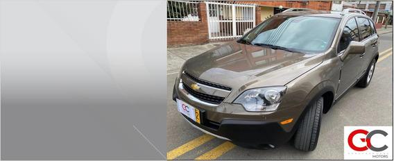 Chevrolet Captiva Sport 2.400cc