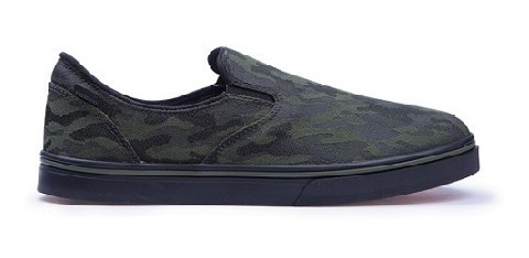 Tenis Hocks Sleeper Verde Camo