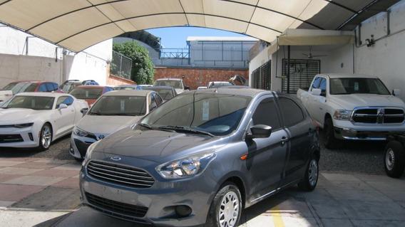 Figo Hb Factura Original Unica Dueña 20,000 Km