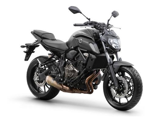 Mt07 Abs 2021 Yamaha 0km Preto
