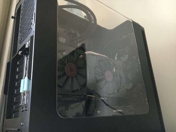 Computador Gamer I5 Water Cooler Ddr4 Tuf Gaming