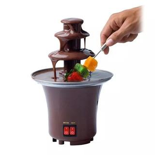 Fuente De Chocolate Fondue Fountain 3 Niveles Moje