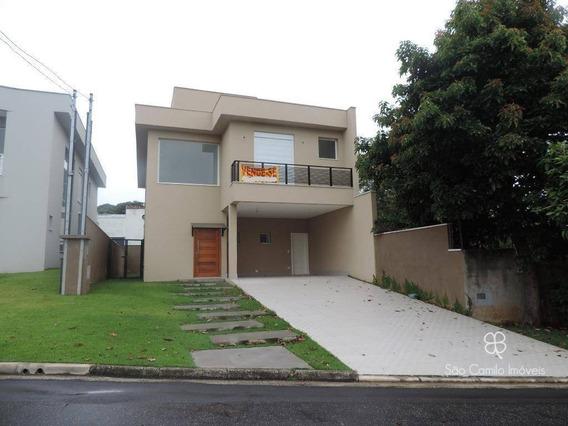 Casa Residencial À Venda, Granja Viana, Residencial Jardim Da Glória, Cotia. - Ca1168