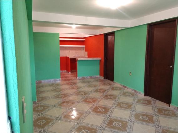Departamento En Renta En Chimalhuacán Edo Mex