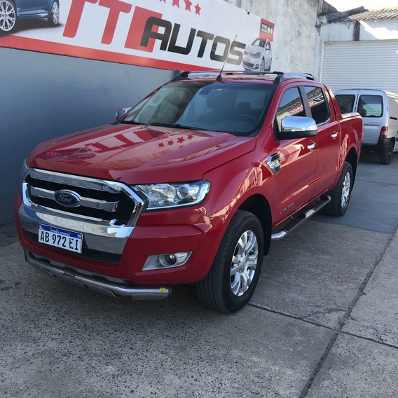 Ford Ranger 3.2 Limited 4x4 Automática 2017