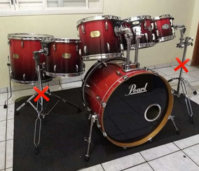 Bateria Pearl Vision/export Series - Shell Pack