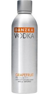 Vodka Danzka Pomelo Importada De Dinamarca Envio Gratis Caba