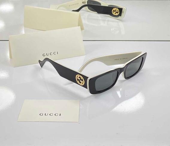 Oculos Gucci Linha Premium Caixa Original Certificado