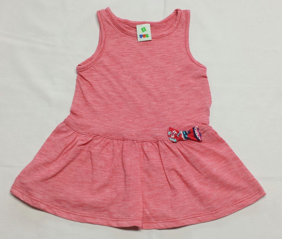 Vestido Bebê Da Puc - Cód. 2612