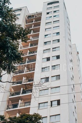 Apartamento De 72m², Com 3 Dormitórios, Sacada, 2 Banheiros, 1 Vaga Na Vila Madalena - Cf63889