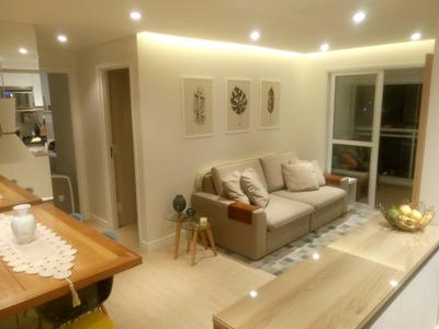 Lindo Apartamento Novo E Em Condomínio Com Piscina Aquecida
