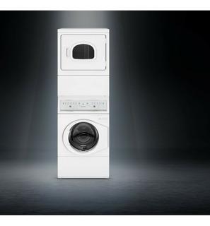 Lavadora E Secadora Eletrica 10,5kg Speed Queen 220v Branca