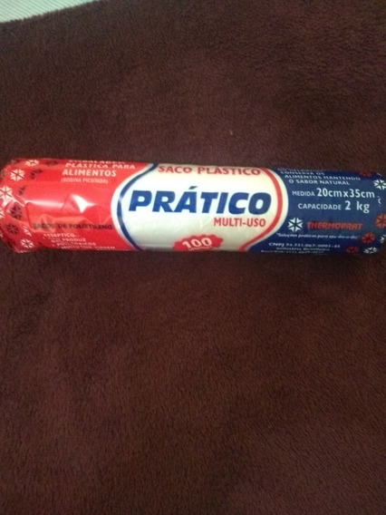 Embalagem Plástica Multi-uso Para Alimentos