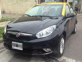 Fiat Grand Siena 1.4 4ptas Atractive Con Gnc - Siena-corsa-