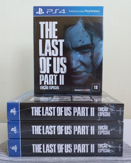 The Last Of Us: Part 2 Edição Especial - Ps4