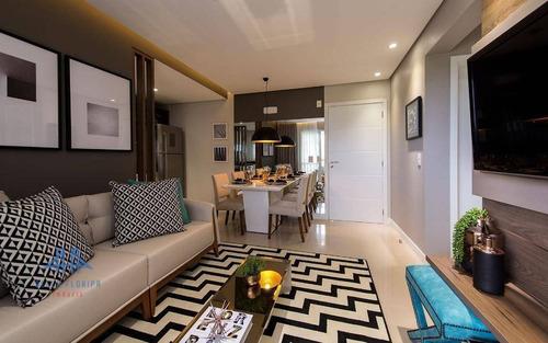 Imagem 1 de 22 de Apartamento Com 2 Dormitórios À Venda, 75 M² Por R$ 853.139,46 - Itacorubi - Florianópolis/sc - Ap0960
