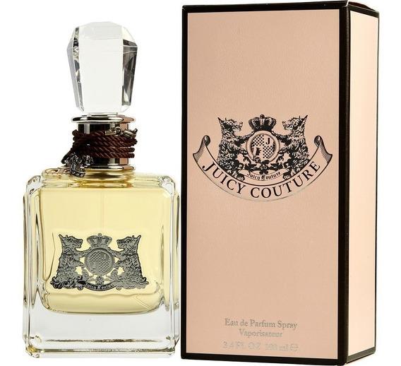Perfume Juicy Couture Feminino Eau Parfum 100ml Selo Adipec