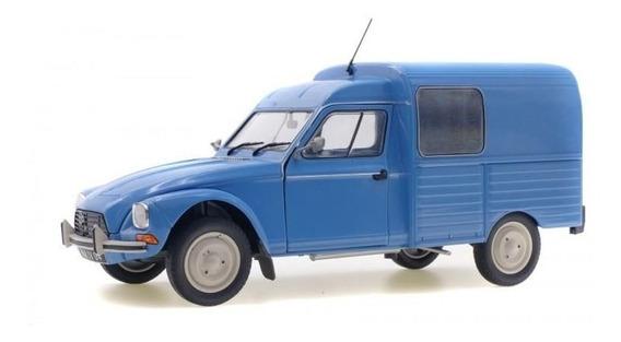 Citroen Acadiane 1984 1:18 Solido Azul