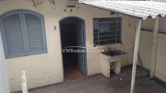 Casa Térrea Para Locação No Bairro Vila Formosa, 1 Dorm, 60 M² - 911