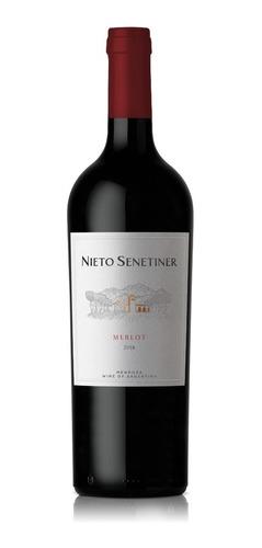 Nieto Senetiner Merlot 750ml