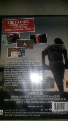 Peatonal De hecho Fascinar  Pelicula Dvd Original Jordan Rides The Bus | Mercado Libre