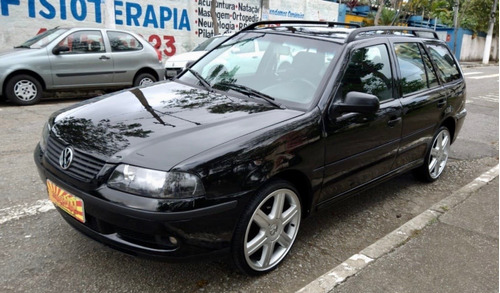 Vw Parati 1.0 16v Turbo C/ Rodas 18´ - 2001
