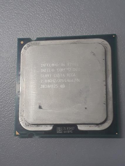Processador Core 2 Duo E7400 2.80ghz Usado