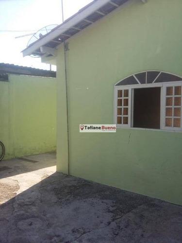 Casa Com 2 Dormitórios À Venda, 70 M² Por R$ 180.000,00 - Campo Dos Alemães - São José Dos Campos/sp - Ca2053