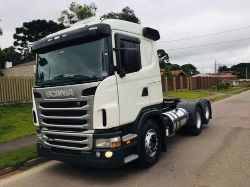 Imagem 1 de 13 de Scania G360 Ano 2012 6x2