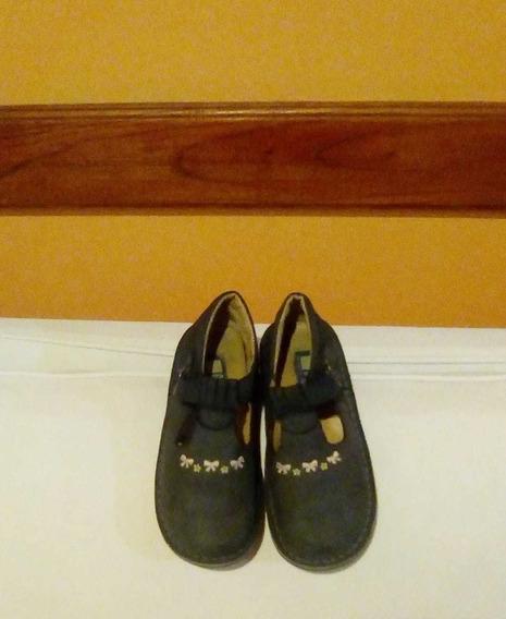 * Zapatos, Guillerminas Para Niña* Número: 30 Goffo