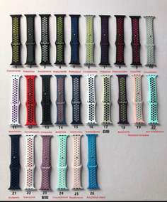 Pulseira Apple Watch4 Nike 40mm-44mm Sporte Series Iwatch