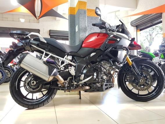 Suzuki Dl 1000 Vstrom Vermelho 2018