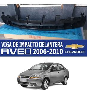 Viga Impacto Soporte Parachoque Delantero Aveo 2006 2010