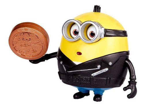 Figura Minions Travessos Otto Lança Moedas - Mattel