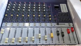 Consola Potenciada Proco Sb8300 Fx