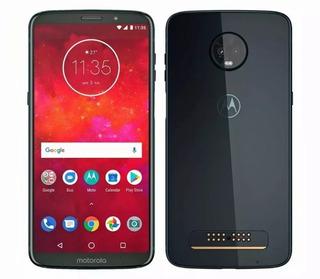Motorola Moto Z3 Play Negro 64 Gb 4gb Ram