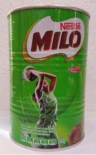 Chocolate En Polvo Milo (tres Botes De 500g)