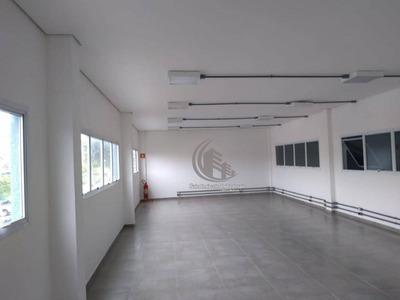 Galpão Para Alugar, 680 M² Por R$ 10.000/mês - Cidade Parque São Luiz - Guarulhos/sp - Ga0309