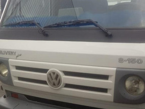 Volkswagen Vw 8150 Toco 2011 Com Carroceria