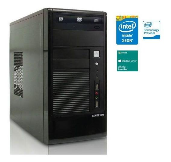 Servidor Torre Intel Centrium Sc-t1200 Quad Core Xeon 3.6ghz
