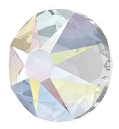 Strass Hotfix Termocolante Vidro Cristal Furtacor 2mm 1000un