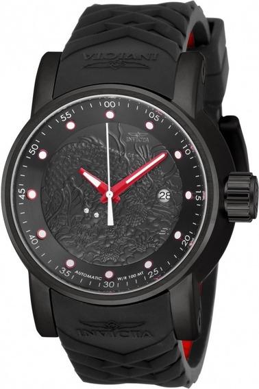 Relógio Invicta Yakuza 18213 S1 Automático-100% Original