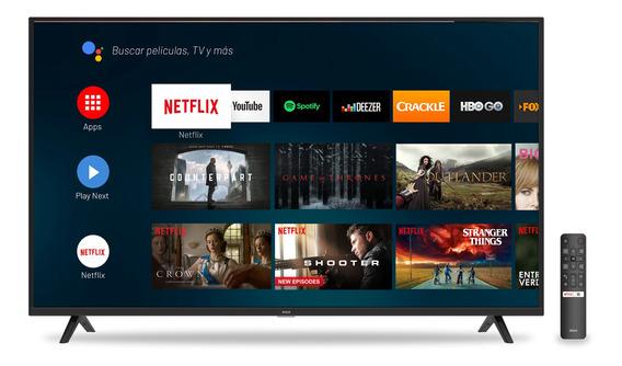Smart Tv 32 Led Android Rca Control Por Voz Xc32sm