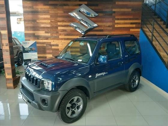 Jimny 1.3 4all 4x4 16v Gasolina 2p Manual 2020
