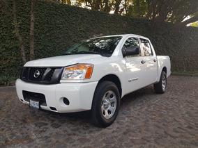 Nissan Titan 5.6l S V8/ 4x2 At 2014