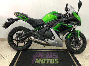 Kawasaki Ninja 650 Abs Com Apenas Km 487 Único Dono