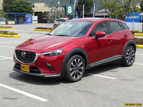 Mazda Cx3 Grand Touring Tp 2000cc Aa 4x2