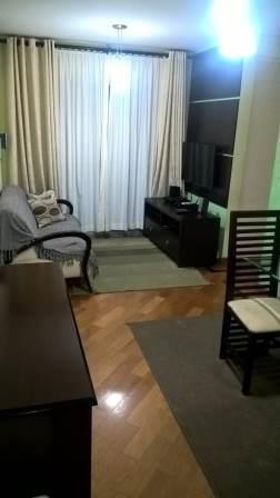 Imagem 1 de 10 de Apartamento À Venda No Conjunto Residencial Vista Verde