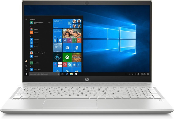 Notebook Hp Gaming I7 16gb 256ssd+2tb Mx150 4gb 15,6 Touch